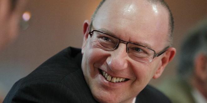 Thierry Lajoie a été nommé président-directeur général de l'AFTRP