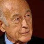 Remise du Prix Franco-Allemand du Journalisme décerné entre autres à Valéry Giscard d'Estaing