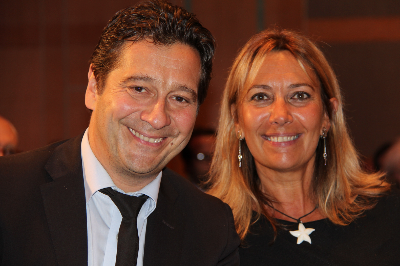 Laurent Gerra et Isabelle Bourdet - Press Club