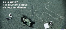 «Plus de nouvelles de la Libye ?», la dernière campagne de Reporters sans frontières