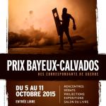 PRIX BAYEUX CALVADOS DES CORRESPONDANTS DE GUERRE : APPEL A CANDIDATURES