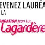 Postulez à la bourse journalistes de presse écrite de la fondation Jean-Luc Lagardère
