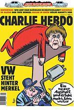 Charlie Hebdo se lance en allemagne