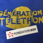 La Fondation EDF, partenaire historique de l'AFM-Téléthon