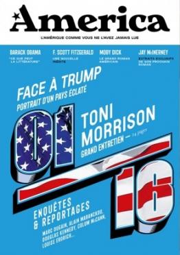 America : une nouvelle revue sur l'Amérique de Trump