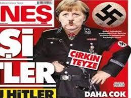 La presse turque s'attaque à nouveau à Angela Merkel