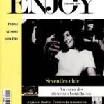 Enjoy : Le nouveau magazine lifestyle français