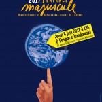 Remise du Prix Média d'Enfance Majuscule