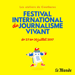 Le festival international du journalisme vivant est de retour