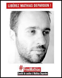 RSF lance un appel au boycott aux rédactions : pas de voyage sponsorisé en Turquie tant que Mathias Depardon est en détention !
