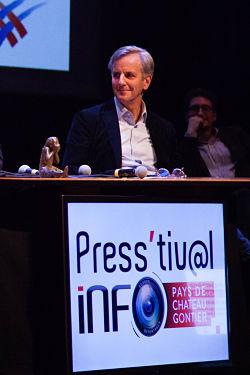 Le Press Club partenaire du Press'tiv@l INFO du Pays de Château-Gontier