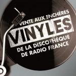 2e édition de la vente aux enchères des vinyles de la discothèque de Radio France